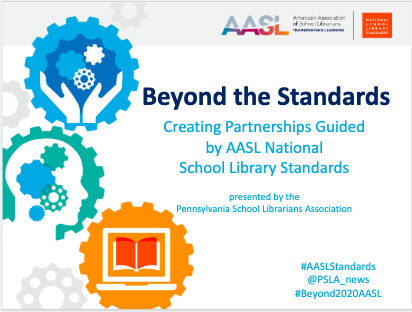 PSLA Webinar Beyond the Standards